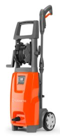 Kaltwasser-Hochdruckreiniger: Kränzle - B 170 T mit Turbokiller, Fahrgestell, Schlauchtrommel