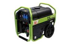 Stromerzeuger: Pramac - S5000 PD542THI (230V/400V)
