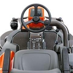 Hydraulische Servolenkung Die zuverlässige Servolenkung gestaltet das Fahren weniger anstrengend.