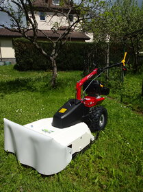 Gebrauchte  Geländemäher: Husqvarna - Husqvarna TS 138 - Agrassic-Hochgras-Traktor AKTION & nicht (gebraucht)