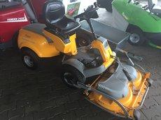 Gebrauchte  Frontmäher: Stiga - Park Power 4WD mir 95cm Frontmähwerk (gebraucht)