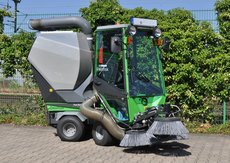 Gebrauchte  Kommunalfahrzeuge: Nilfisk - Park Ranger 2150 (gebraucht)
