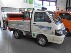 Gebrauchte  Elektrofahrzeuge: Piaggio - Piaggio E-Porter (gebraucht)