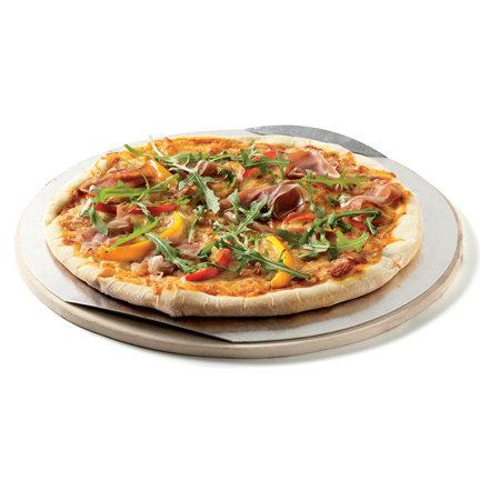 Grillzubehör:                     Weber-Grill - Pizzastein, rund 36,5 cm Art.-Nr.:17058