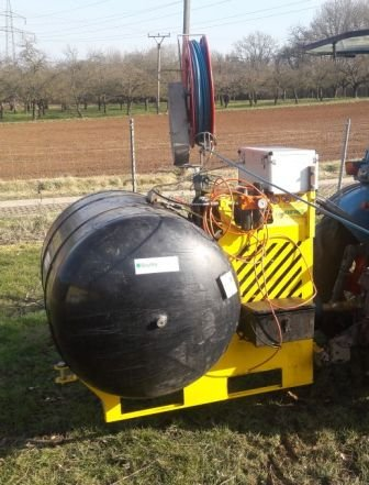 Gebrauchte                                          Weinbautechnik:                     OFMA - Pneumatik-Schneidegerät (gebraucht)