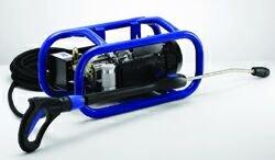 Kaltwasser-Hochdruckreiniger:                     Nilfisk - Poseidon 2-26 Portable