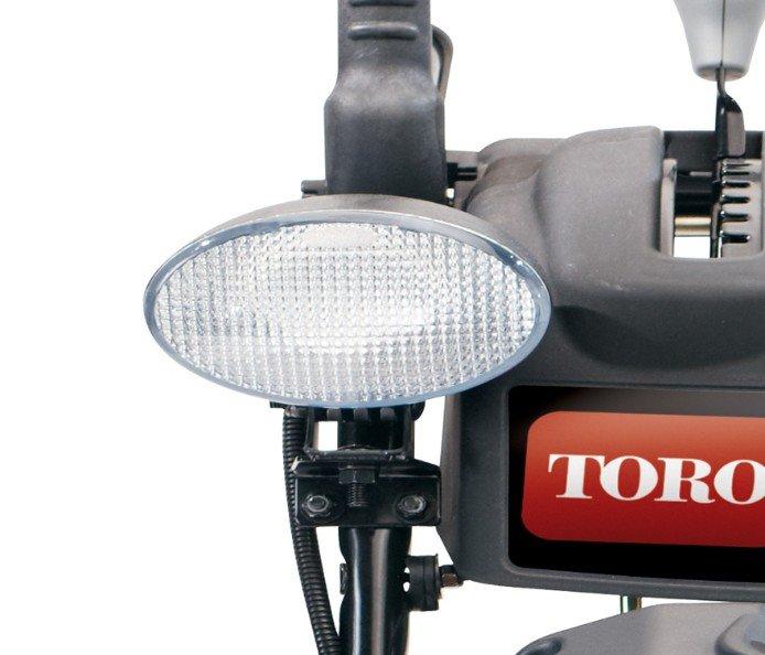 Grundausstattung mit Scheinwerfern: Gute Sicht und Sichtbarkeit mit besonders hellem Scheinwerfer