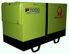Stromerzeuger: Pramac - P11000-TYA (230V/400V)