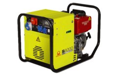 Stromerzeuger: Pramac - S6000-TYA (230V/400V)