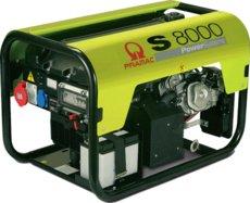 Stromerzeuger: Pramac - S8000-THB (230V/400V)