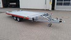 Mieten  Autotransporter: Unsinn  - Premium-Plus Transportanhänger THKU3040-10-2040 (mieten)