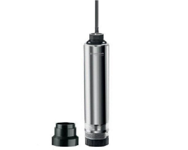 Tauchpumpen:                     Gardena - Premium Tiefbrunnenpumpe 5500/5 inox