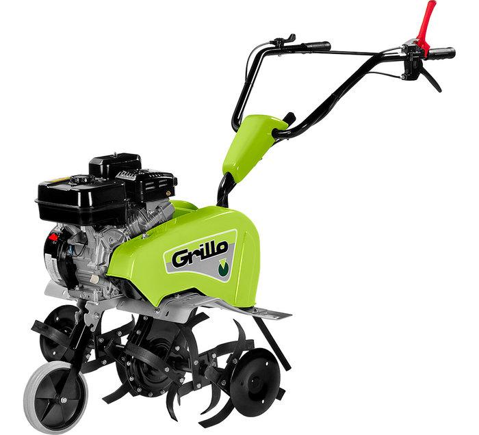 Motorhacken:                     Grillo - Princess M1 (3000 Kohler)