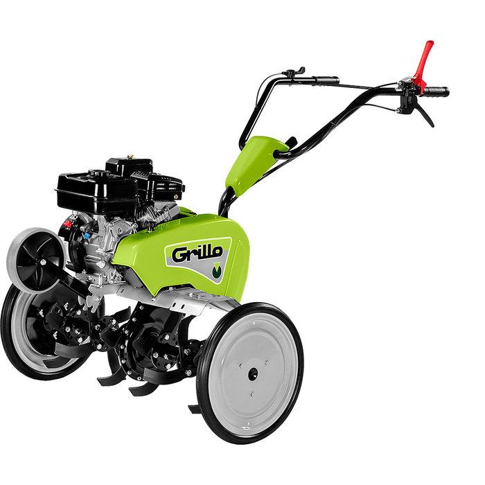 Motorhacken:                     Grillo - Princess MR (GX 160)