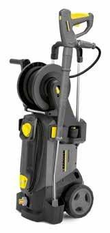 Kaltwasser-Hochdruckreiniger:                     Kärcher - ProHD 700 X PLUS