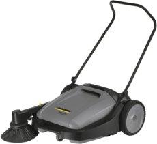 Kehrmaschinen: Agria - 7100 Cleanstar comfort (grobe Borsten, Preis ohne Triebräder)