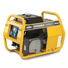 Stromerzeuger: Briggs & Stratton - ProMax 7500 EA