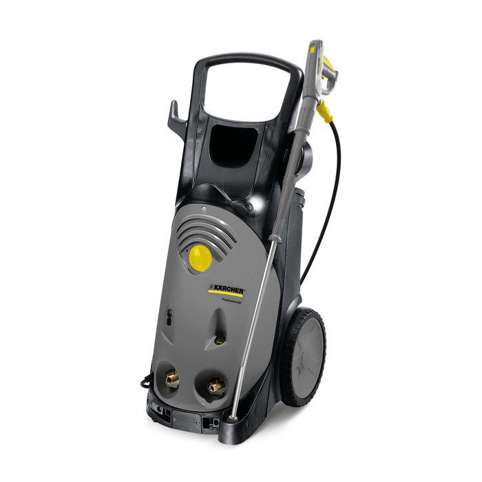 Heißwasser-Hochdruckreiniger:                     Kärcher - Profi-Hochdruckreiniger HD 10/21-4S PLUS