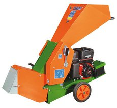 Gartenhäcksler: Posch - ProfiHäcksler 300K1 B9,7-H