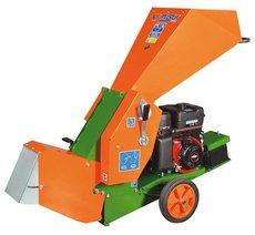 Gartenhäcksler: Posch - ProfiHäcksler 300K1 E7,5-H
