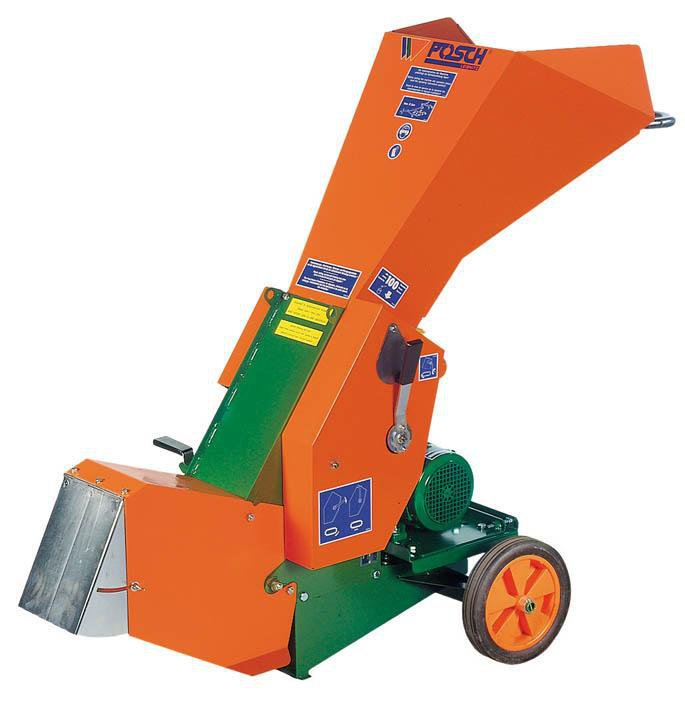 Gartenhäcksler:                     Posch - ProfiHäcksler 300K1 Z-D