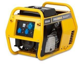 Stromerzeuger:                     Briggs & Stratton - Promax 9000EA