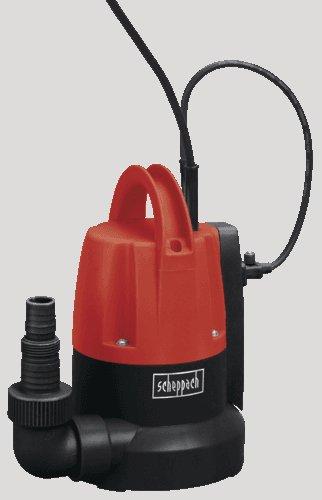 Tauchpumpen:                     Scheppach - Pumpe SP400-AS