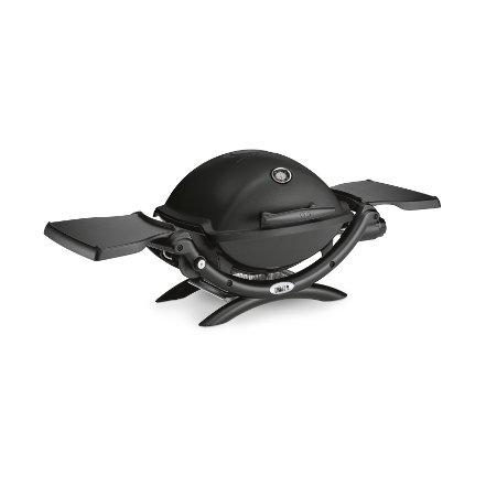 Gasgrills:                     Weber-Grill - Q 1200 Black Line  Art.-Nr.51010079