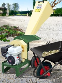Gartenhäcksler: Negri - R70BHHP55GP Häcksler