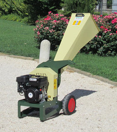 Gartenhäcksler: Negri - R70BRHP45 Häcksler