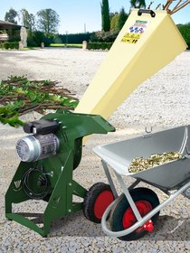 Angebote  Gartenhäcksler: Negri - R95BRHHP9 - Profi Häcksler (Aktionsangebot!)