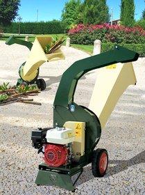 Gartenhäcksler: Echo - GHX-CH900