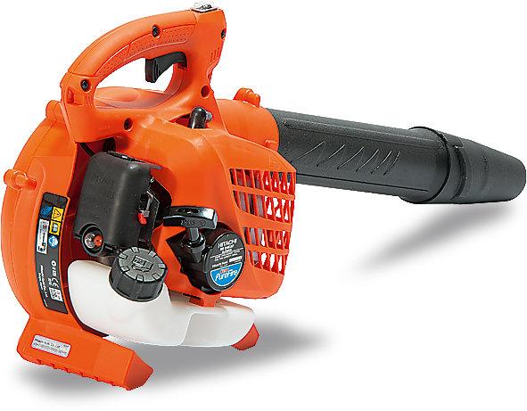 Abgasarmer Pure-Fire Motor und geringes Gewicht: idealer Helfer im privaten Einsatz.
