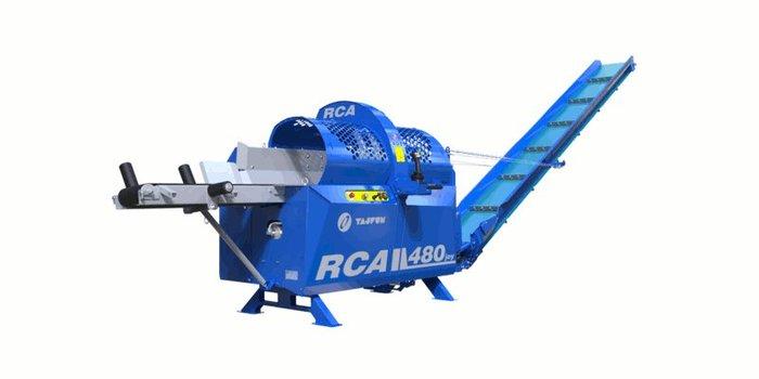 Holzspalter:                     Unterreiner - RCA 480 Joy