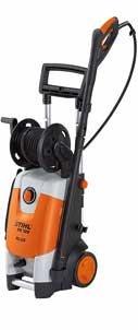 Kaltwasser-Hochdruckreiniger:                     Stihl - RE 128 PLUS