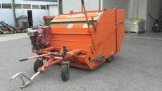 Gebrauchte  Anbaugeräte: WIEDENMANN - RK 120 M Rasenkehrmaschine (gebraucht)