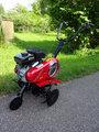 Motorhacken: Meccanica Benassi - RL2 Motorhacke