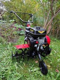 Motorhacken: Yanmar - TE 35 (Preis ohne Hacksatz)
