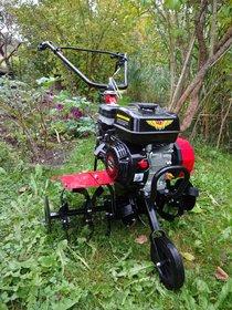 """Gebrauchte  Motorhacken: Meccanica Benassi - RL 40 - Profi""""T"""" Motorhacke für Produktdemonstration einmal benutzt * (gebraucht)"""