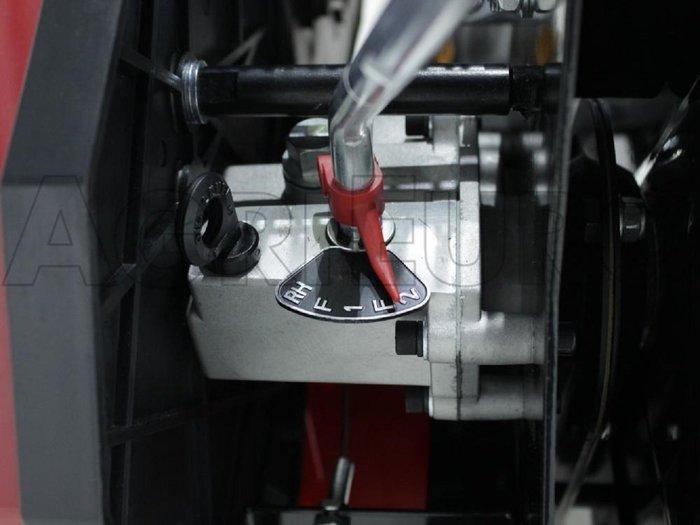 Profi-Ölbad-Schaltgetriebe mit 2 Vorwärts- / 1 Rückwärtsgang
