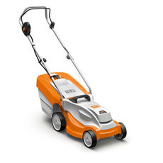Akkurasenmäher: Bosch - Rotak 37 Li