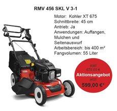 Benzinrasenmäher: Mulchmaster - PM 46 A ABS
