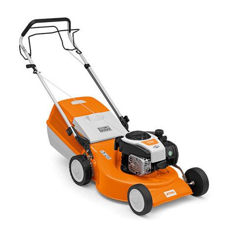 Benzinrasenmäher:                     Stihl - RM 253 T