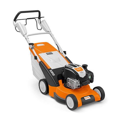 Benzinrasenmäher:                     Stihl - RM 545 T