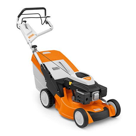 Angebote                                          Benzinrasenmäher:                     Stihl - RM 650 V (Empfehlung!)