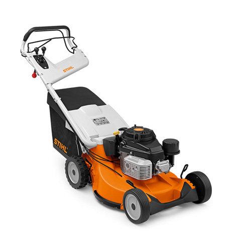Benzinrasenmäher:                     Stihl - RM 756 YC
