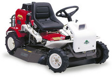 Geländemäher: Herkules - RM 820 Automatik