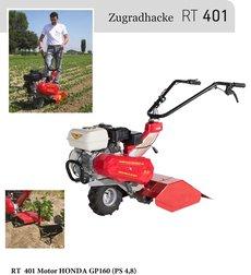 Gebrauchte  Bodenfräsen: Meccanica Benassi - RT 401 Profi Zugradfräse PERFEKTE GELEGENHEIT mit Ausstellungs-Neugerät EXZELLENT SPAREN (gebraucht)
