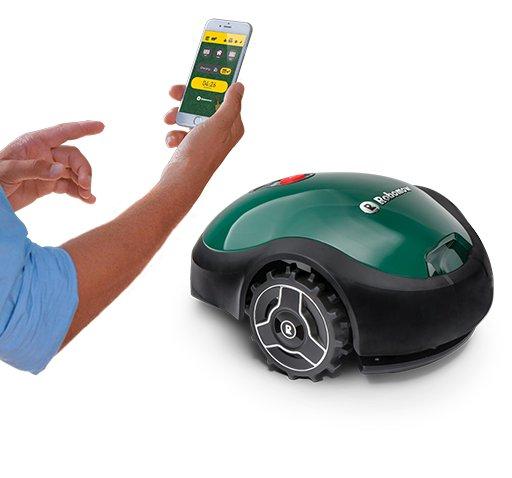 Intelligent  Smart-App, Ferndiagnose und effektive Navigation (Nur RX20)
