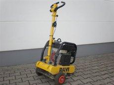 Gebrauchte  Rüttelplatten: RAVI - Rüttelplatte RRP 21 BH (gebraucht)